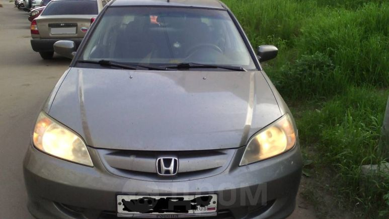 Honda Civic, 2004 год, 270 000 руб.