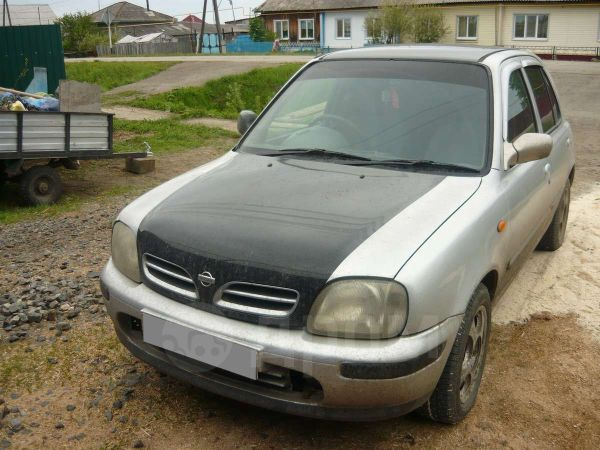Nissan March, 1999 год, 150 000 руб.