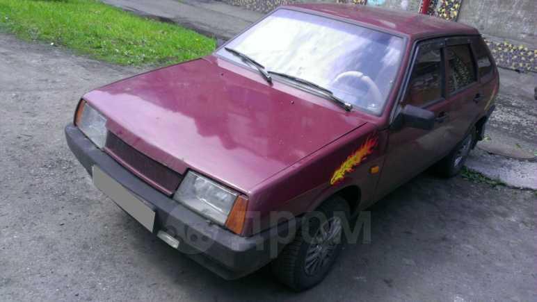 Лада 2109, 1996 год, 31 000 руб.