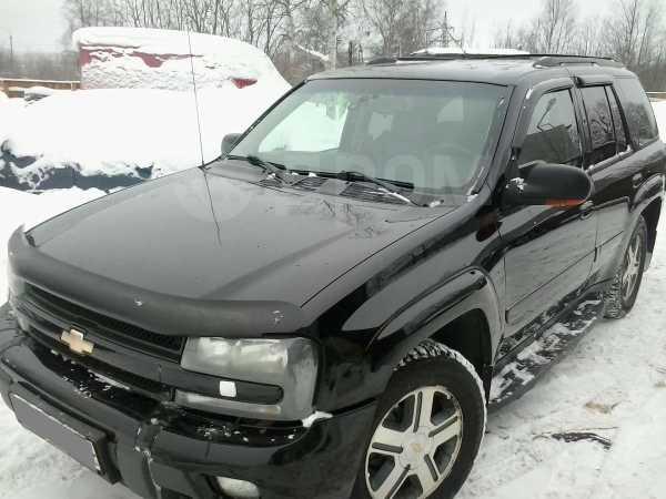 Chevrolet TrailBlazer, 2005 год, 389 999 руб.