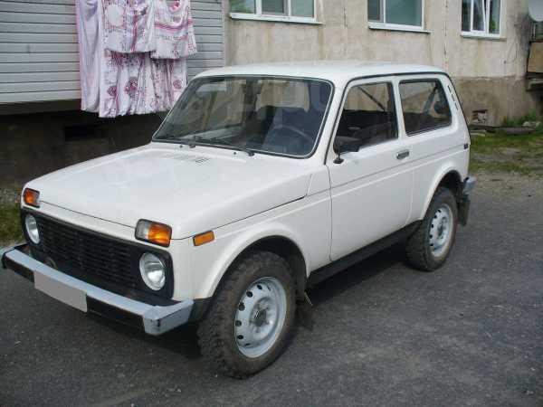 Лада 4x4 2121 Нива, 2005 год, 180 000 руб.