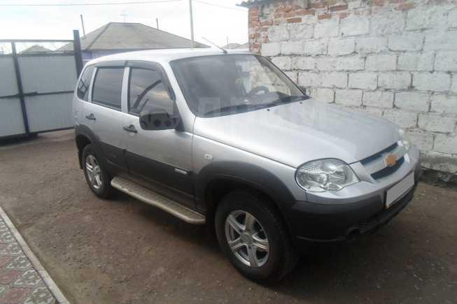 Chevrolet Niva, 2011 год, 420 000 руб.