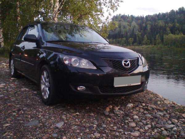 Mazda Mazda3, 2007 год, 398 000 руб.