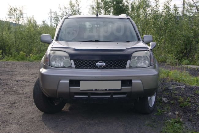Nissan X-Trail, 2002 год, 435 000 руб.