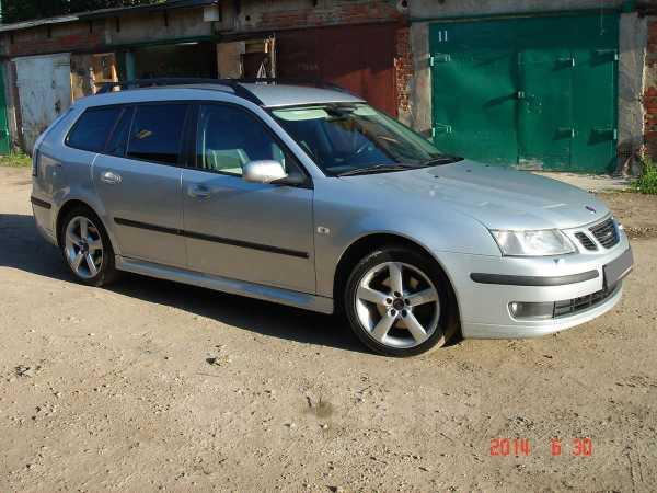 Saab 9-3, 2005 год, 390 000 руб.