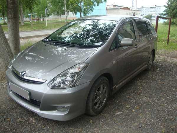Toyota Wish, 2006 год, 470 000 руб.