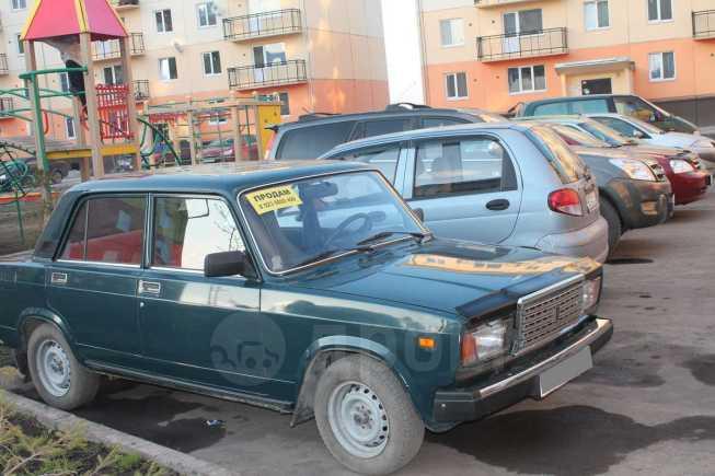 Лада 2107, 2005 год, 79 000 руб.