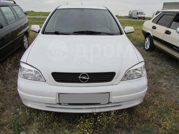 Opel Astra, 2002 год, 381 511 руб.