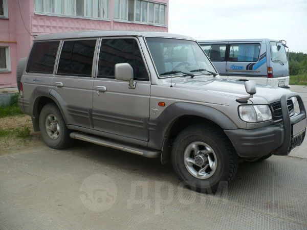 Hyundai Galloper, 2003 год, 400 000 руб.