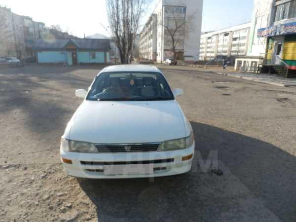 Toyota Corolla, 1995 год, 125 000 руб.