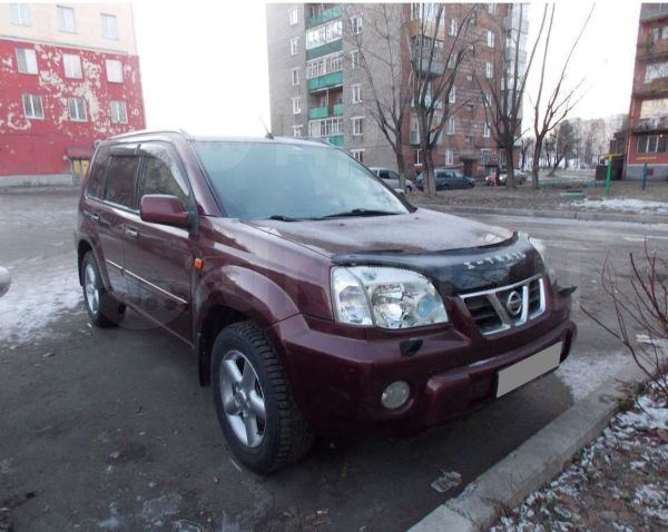 Nissan X-Trail, 2002 год, 470 000 руб.