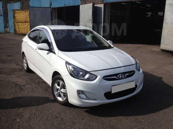 Hyundai Accent, 2011 год, 480 000 руб.
