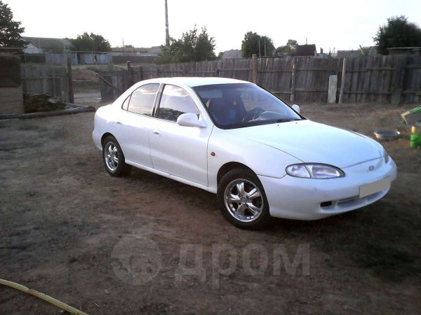 Hyundai Lantra, 1998 год, 140 000 руб.
