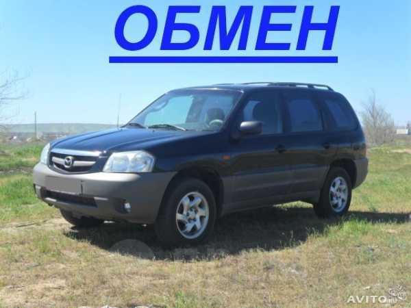 Mazda Tribute, 2003 год, 390 000 руб.
