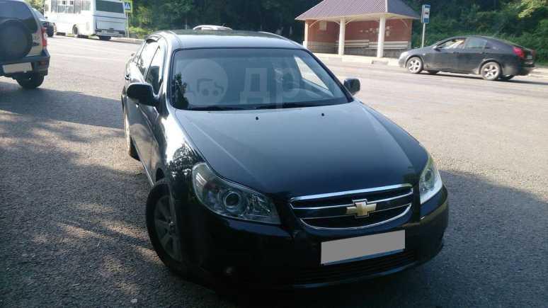 Chevrolet Epica, 2010 год, 520 000 руб.