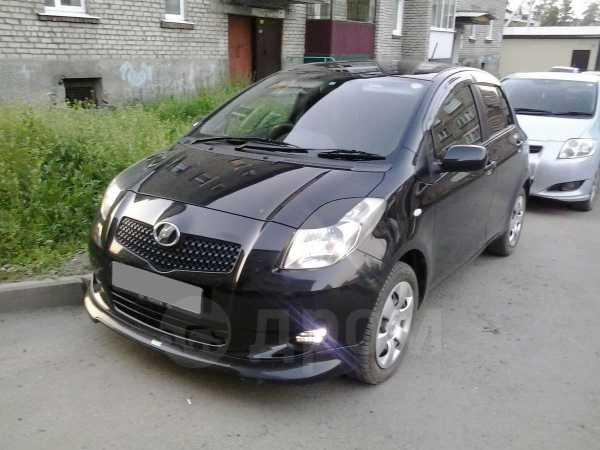 Toyota Vitz, 2007 год, 360 000 руб.