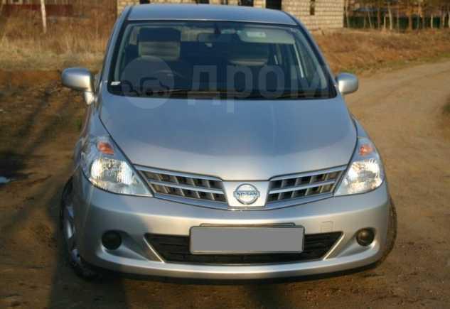 Nissan Tiida Latio, 2009 год, 335 000 руб.