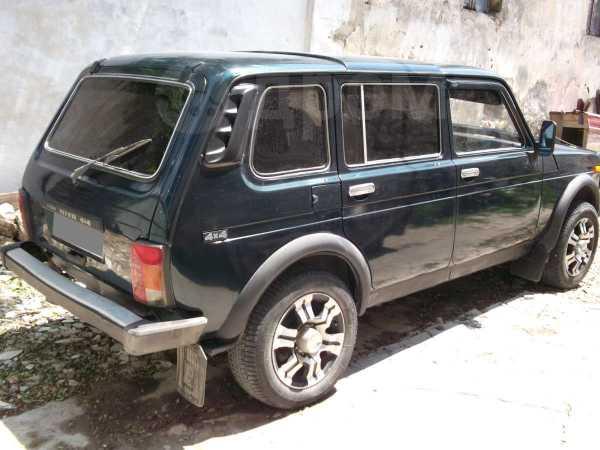 Лада 4x4 2131 Нива, 2001 год, 234 776 руб.