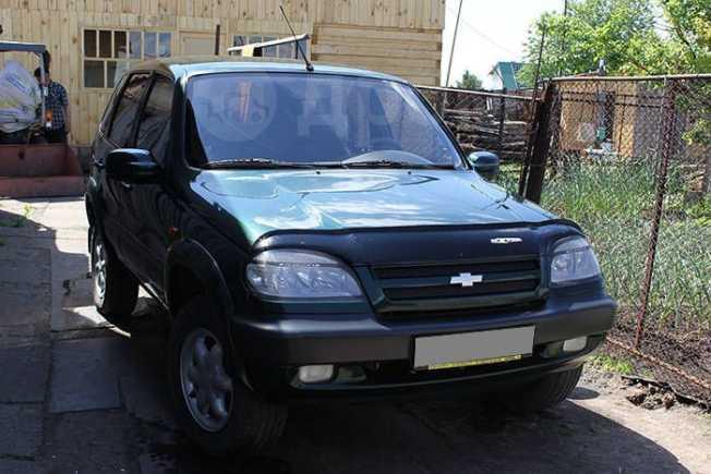 Chevrolet Niva, 2005 год, 285 000 руб.