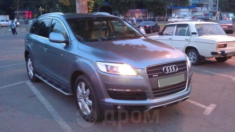 Audi Q7, 2007 год, 1 150 000 руб.