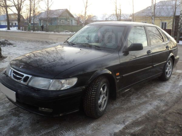 Saab 9-3, 2000 год, 250 000 руб.