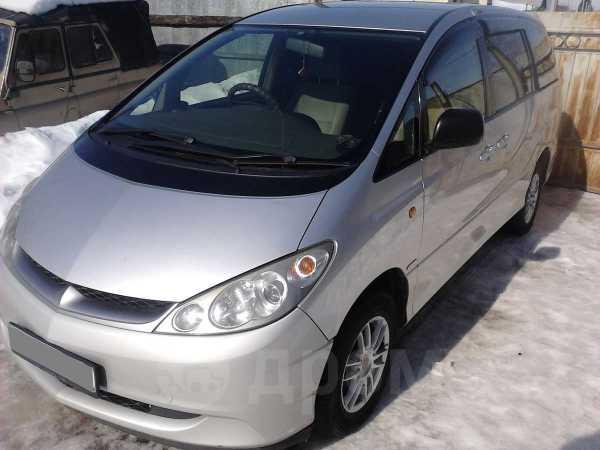 Toyota Estima, 2003 год, 350 000 руб.