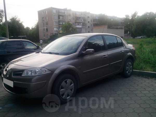 Renault Megane, 2008 год, 345 000 руб.