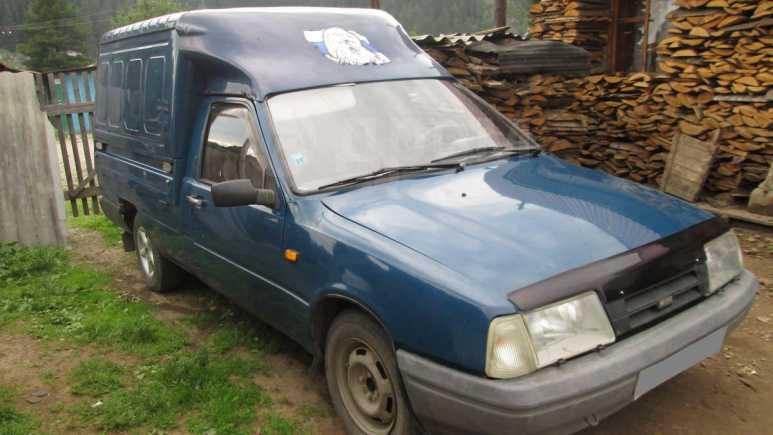ИЖ 2126 Ода, 2001 год, 60 000 руб.