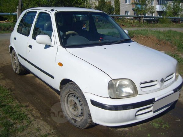 Nissan March, 1998 год, 93 000 руб.