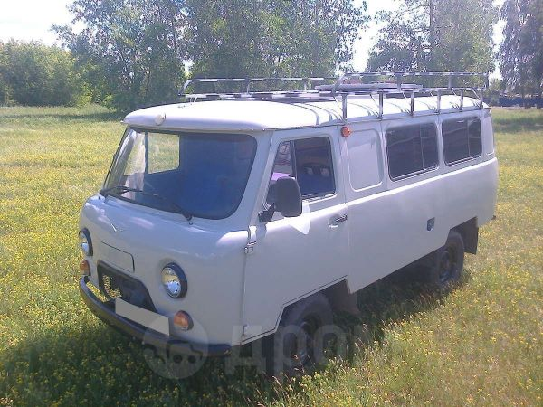УАЗ Буханка, 1996 год, 125 000 руб.