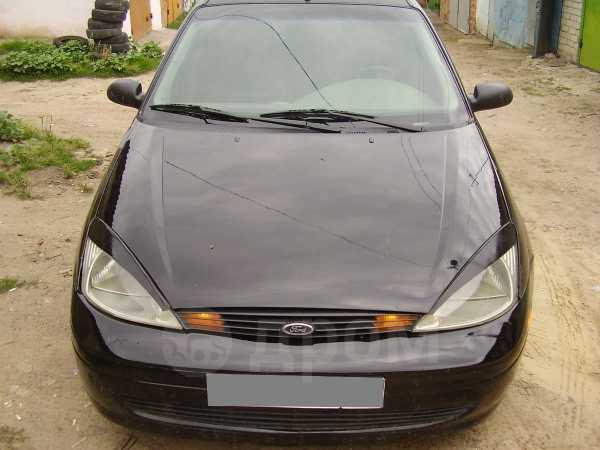 Ford Focus, 2000 год, 190 000 руб.
