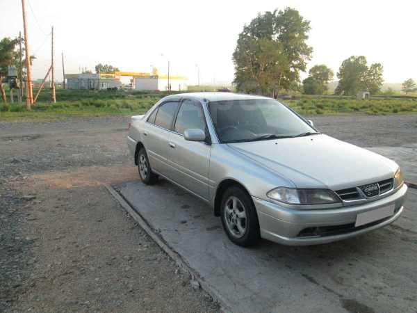 Toyota Carina, 2001 год, 243 000 руб.