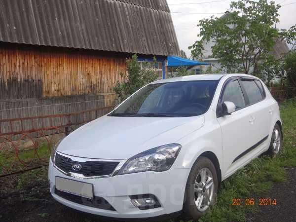 Kia Ceed, 2011 год, 580 000 руб.