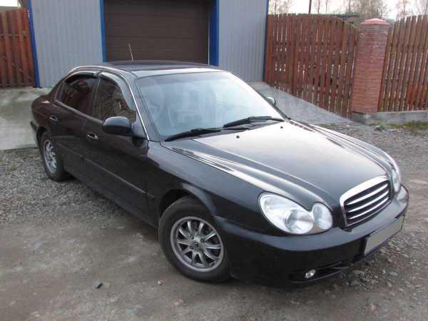 Hyundai Sonata, 2005 год, 235 000 руб.