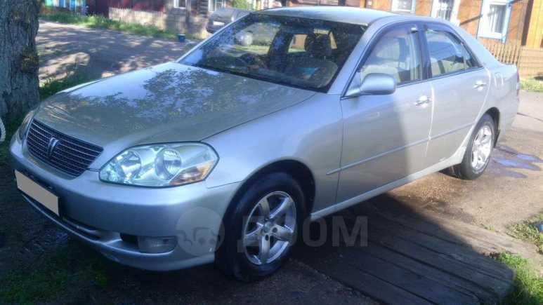 Toyota Mark II, 2002 год, 365 000 руб.