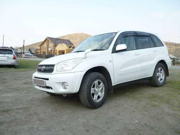 Toyota RAV4, 2004 год, 615 000 руб.