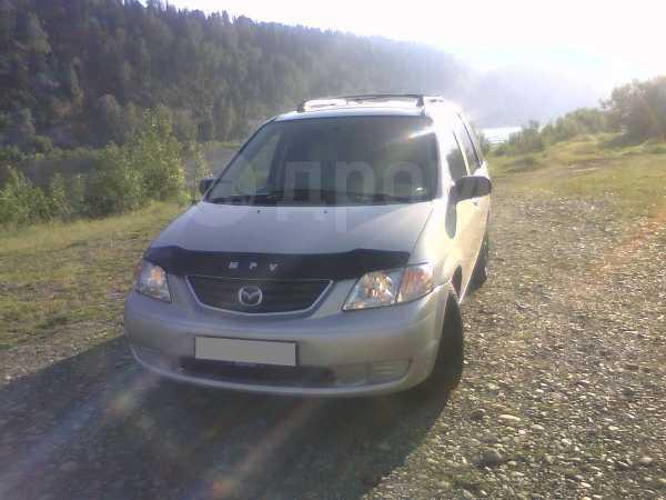 Mazda MPV, 2001 год, 345 000 руб.