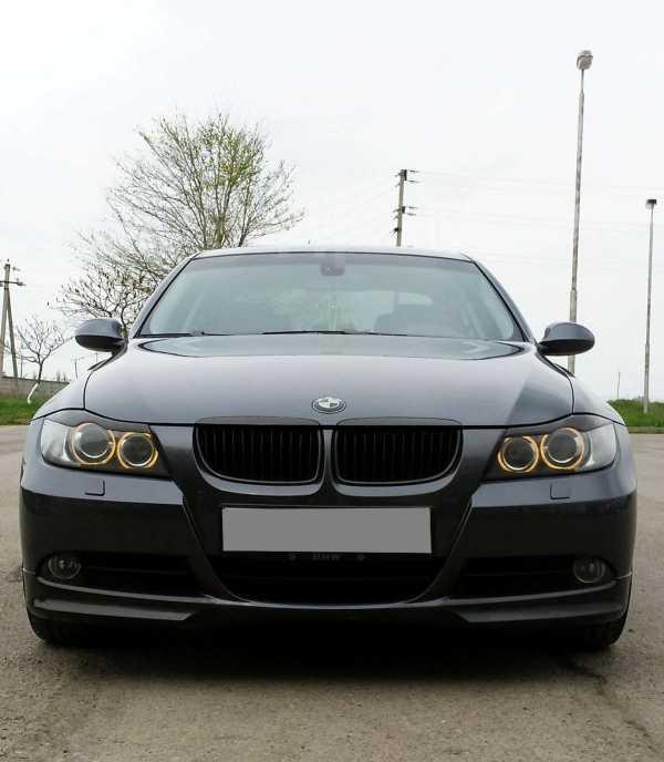 BMW 3-Series, 2007 год, 800 000 руб.