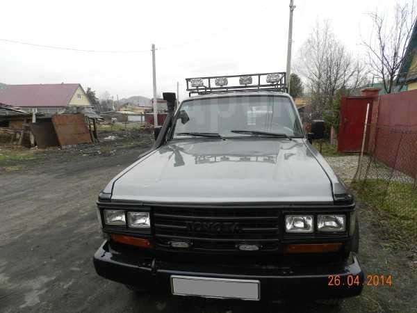 Toyota Land Cruiser, 1989 год, 349 000 руб.