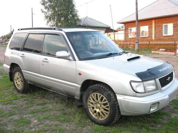 Subaru Forester, 1999 год, 285 000 руб.