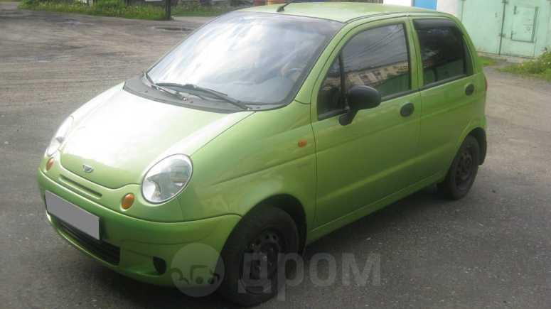 Daewoo Matiz, 2005 год, 189 000 руб.