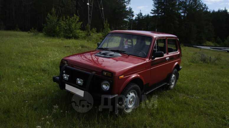 Лада 4x4 2121 Нива, 1997 год, 99 000 руб.