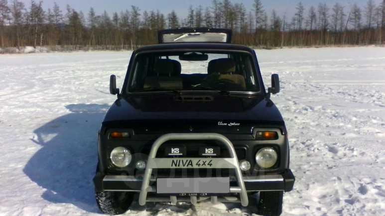 Лада 4x4 2131 Нива, 2002 год, 180 000 руб.