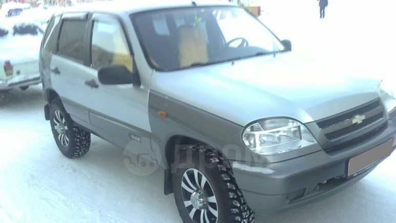 Chevrolet Niva, 2006 год, 175 000 руб.