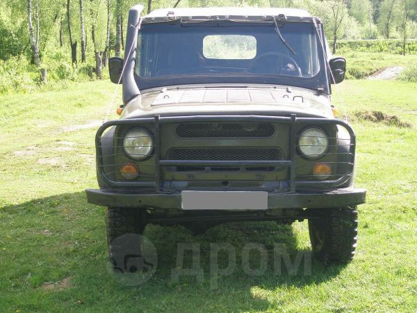 УАЗ 469, 1991 год, 89 000 руб.