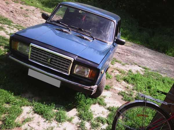 Лада 2107, 2002 год, 57 000 руб.