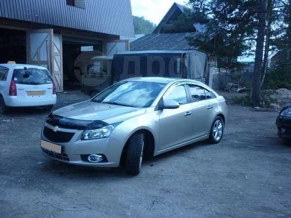 Chevrolet Cruze, 2010 год, 515 000 руб.