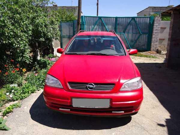Opel Astra, 1998 год, 155 000 руб.