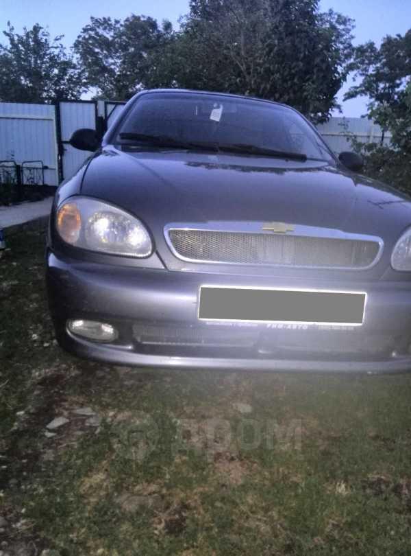 Chevrolet Lanos, 2009 год, 205 000 руб.