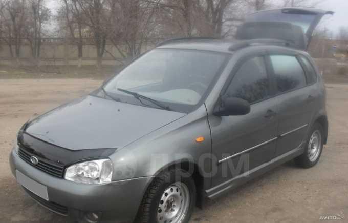 Лада Калина, 2008 год, 185 000 руб.